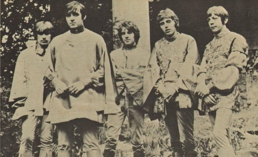 I Procol Harum nel 1967