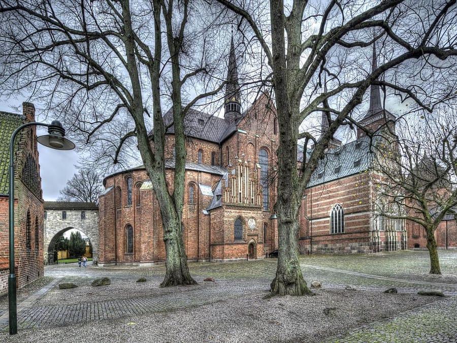 La Cattedrale di Roskilde