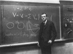 Dirac negli anni '30