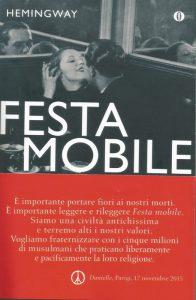 """Festa mobile"" di Ernest Hemingway, celebre romanzo parigino"
