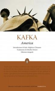 """""""America"""" di Franz Kafka, uno dei più celebri libri incompiuti"""