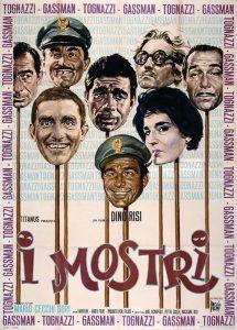 I mostri, grande prova da attori di Vittorio Gassman e Ugo Tognazzi