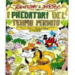 """La splash page de """"Topolino e Pippo in: I predatori del tempio perduto"""""""