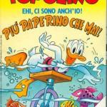La copertina di Topolino 1703