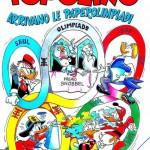 La copertina di Topolino 1705