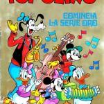 La copertina di Topolino 1724