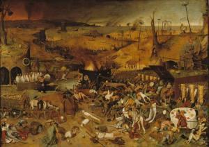 Trionfo della morte di Bruegel il vecchio
