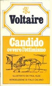 Il Candido di Voltaire, con una delle più famose introduzioni di Italo Calvino