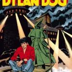 La copertina di Dylan Dog 108