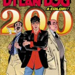 La copertina di Dylan Dog 200