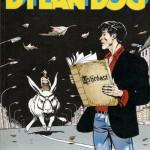 La copertina di Dylan Dog 39