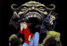 Dylan Dog e Groucho, creature di Tiziano Sclavi spesso riprese in mano anche da altri autori
