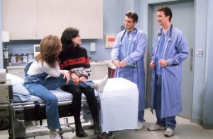 George Clooney e Noah Wyle interpretano due medici, riprendendo il ruolo che in quegli anni avevano in E.R.