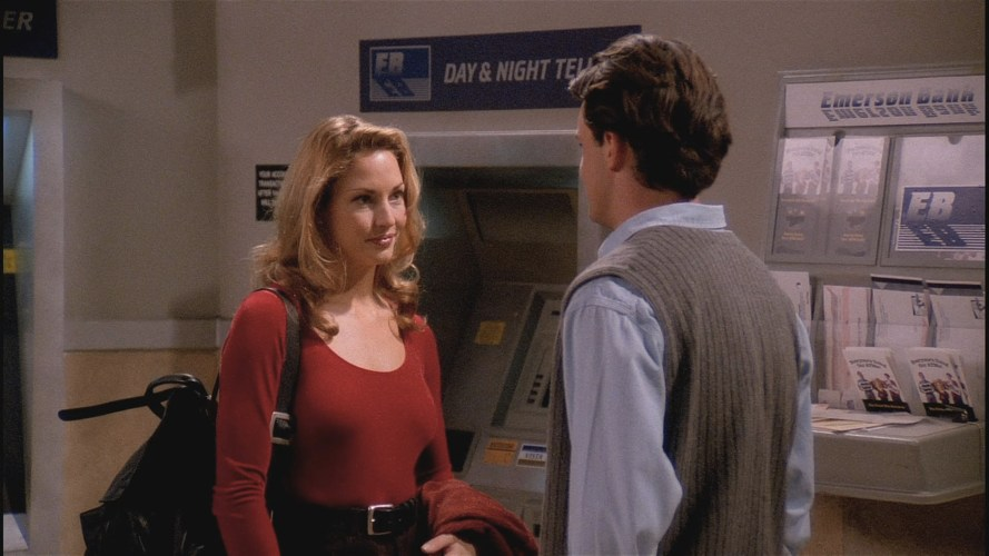 Jill Goodacre, guest star nella prima stagione di Friends