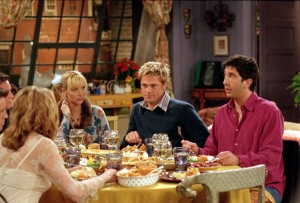 Il celebre episodio in cui Brad Pitt fece da guest star in Friends