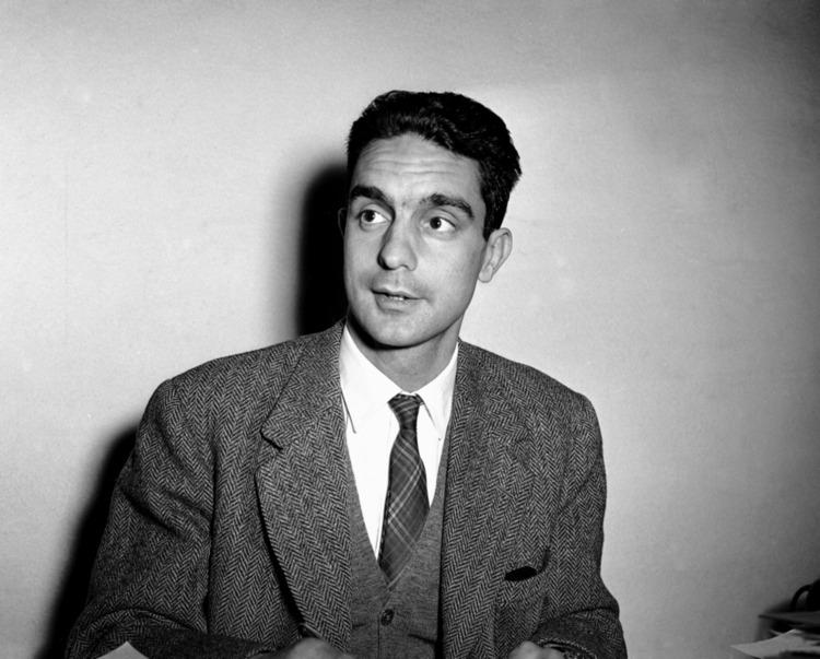 Italo Calvino da giovane