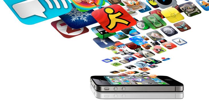 Le app sull'iPhone
