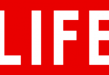La testata di Life