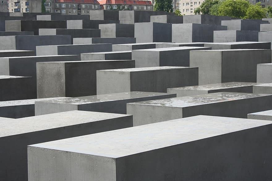 Il Monumento agli ebrei europei assassinati
