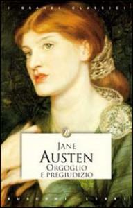 La copertina di Orgoglio e pregiudizio di Jane Austen
