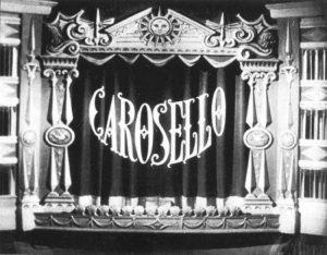 La sigla di Carosello, una delle trasmissioni più amate del Programma Nazionale
