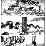 Una pagina di Dylan Dog 108
