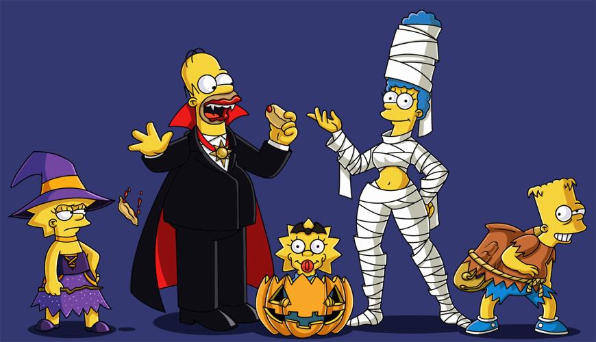 I Simpson e Halloween