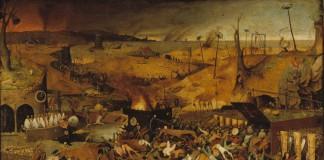 Viaggio nei quadri spaventosi e macabri partendo dal Trionfo della morte di Bruegel il vecchio
