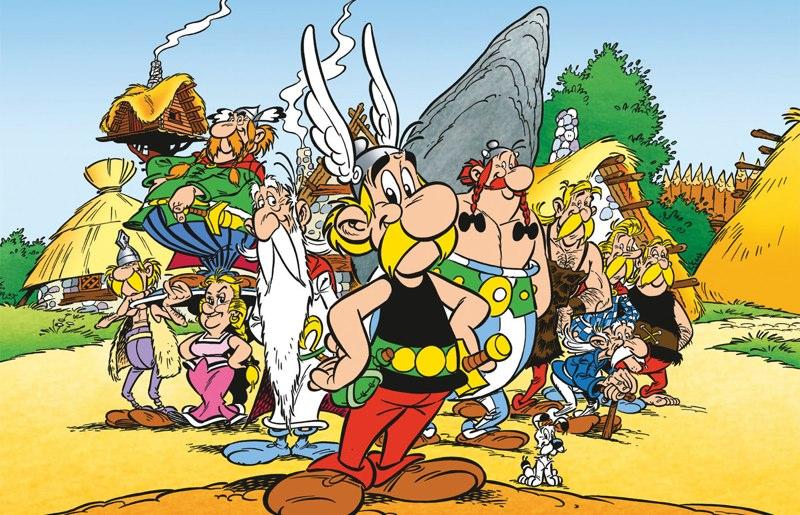 Cinque grandi personaggi secondari di Asterix