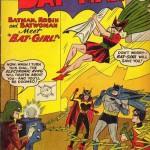 L'esordio della prima Batgirl