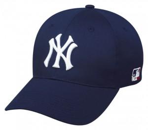 Il berretto dei New York Yankees