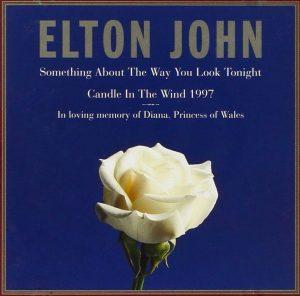 Candle in the Wind di Elton John nella versione del 1997 per Lady Diana