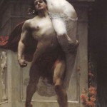 Aiace e Cassandra di Solomon Joseph Solomon