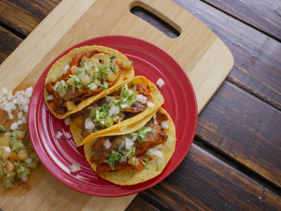 I tacos