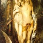 Giasone e Medea dipinti da Gustave Moreau