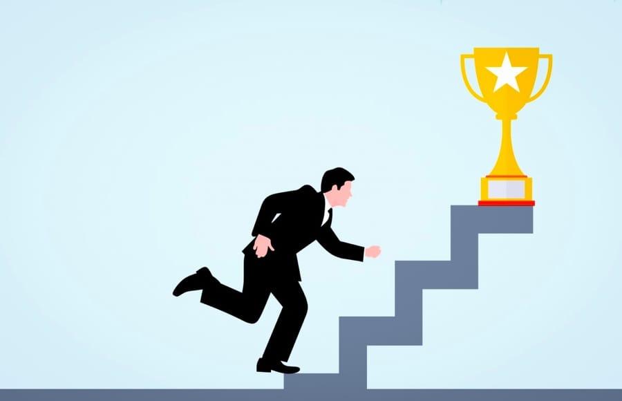 Le GIF animate per celebrare un successo