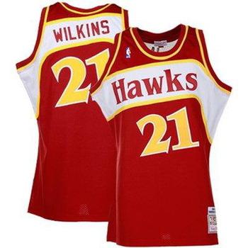 La maglia anni '80 di Wilkins