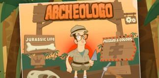 Schermata di Archeologo, una delle migliori app per bambini sull'iPad