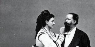 Vittorio Emanuele II e Rosa Vercellana