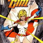 Il primo numero della prima miniserie di Power Girl