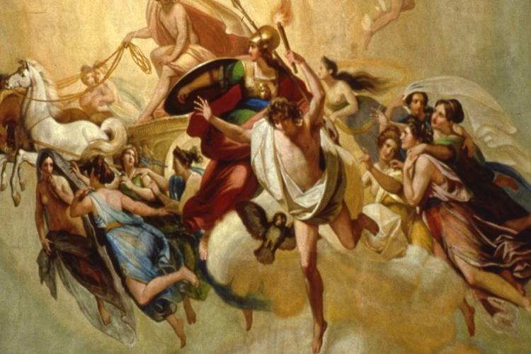 Cinque ribelli della mitologia greca