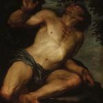 Tantalo dipinto da Gioacchino Assereto