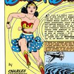 L'esordio di Wonder Woman