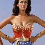 La Wonder Woman televisiva interpretata da Lynda Carter