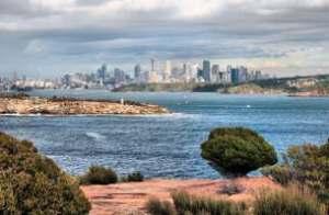 Veduta di Sydney