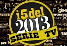 Le cinque migliori serie tv del 2013