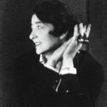 Eileen Gray nel 1926