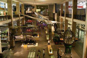 Interno del Museo della Scienza (foto di redjar via Flickr)