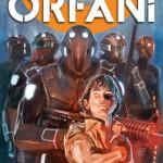 Copertina del primo numero di Orfani