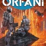 Copertina del secondo numero di Orfani